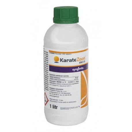 KARATE ZEON 050 CS 0,25 l