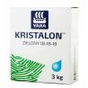 KRISTALON ZIELONY 3 KG